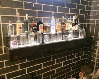 Liquor Shelf, 2 tier