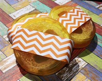 Hemp and Aloe Large Loofa Soap