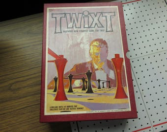 Vintage Twxt game The Strategy Game of Barriers by 3M 1962