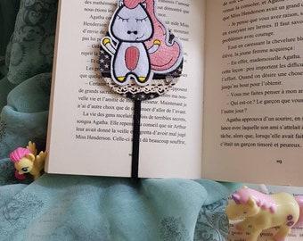Unicorn - large bookmark Kutycorn team
