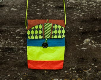 Be Bold Adventure Pouch (Recycled Paragliders, Malawi, Africa)