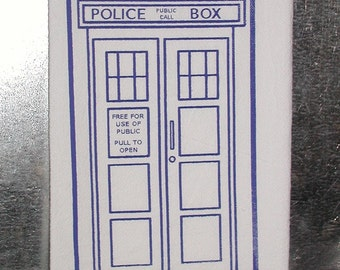 Dr Who Kitchen Towel