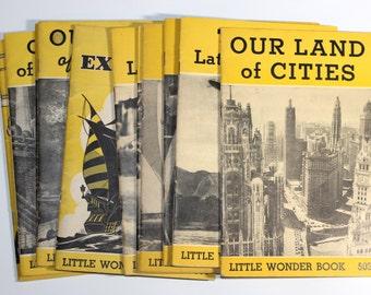 Winning in the West -  Little Wonder Book