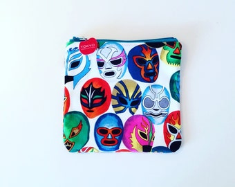 Zippered Snack bag