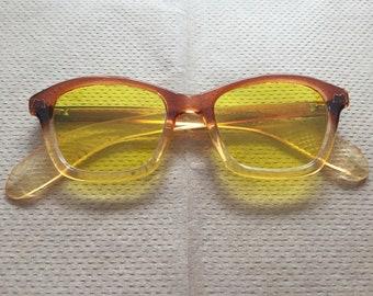 Vintage Nighthawk Sunglasses