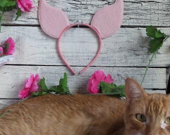 Custom Piglet Mickey ears