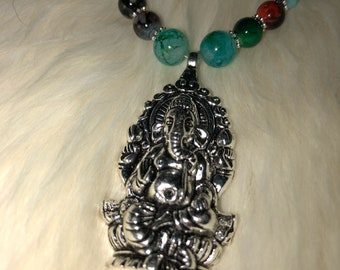 Chinese God of Wealth Necklace
