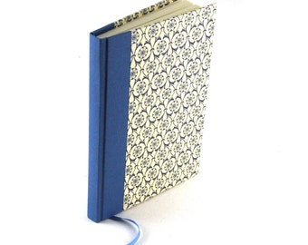 Notebook Dutch tile blue white