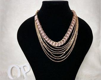 Ladies chain necklace