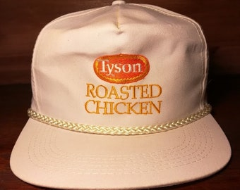 Vintage Tyson Roasted Chicken snapback