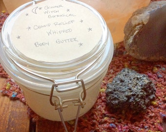 Cramp Relief Whipped Body Butter