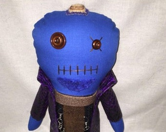 Yondu -  Inspired by Marvel Comics 'Guardians of the Galaxy' Creepy n Cute Zombie Doll (D)
