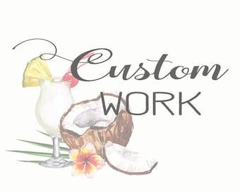 Custom work for jaeholla5