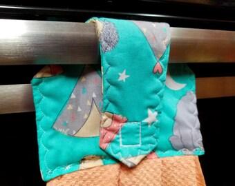 Kitchen Decor - Tea Towel -  For Mom -  Kitchen Towel -  Reusable - Eco Friendly - Hand Towels - Home Decor  - Housewarming Gift - Hostess