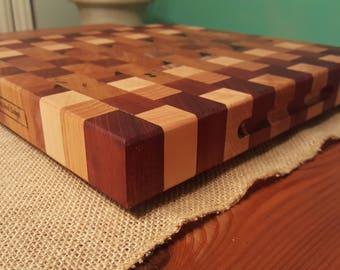 End grain cutting board ***Price drop Now 70 dollars!***