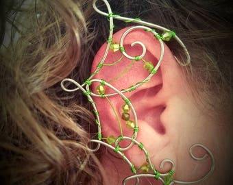 Green lady ears