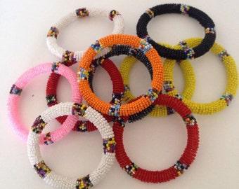 Tribal Zulu Bracelets
