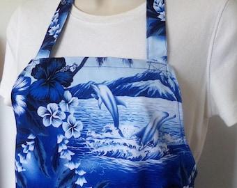 Full Apron - Hawaiian