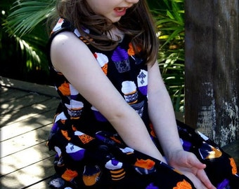 Gothic Cupcakes Rockabilly Dress