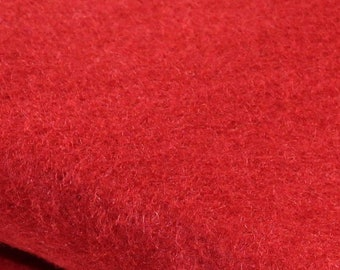 100% Wool Felt - Cottage Red