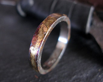 Rustic Mens Wedding Band Unique Mens Wedding Band Viking Jewelry Viking Wedding Ring Mens Wedding Bands Mens Wedding Rings Rustic Wedding