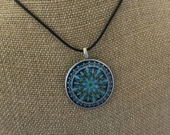 Jewelry, Ostrich eggshell, Pendant