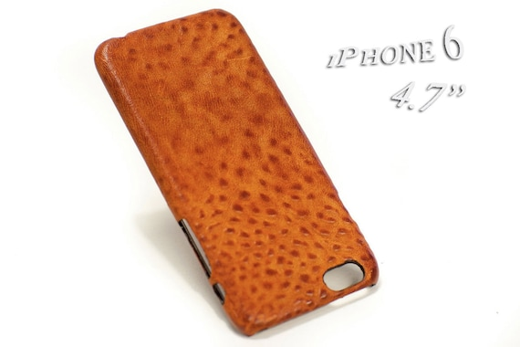 iPhone 6 4.7 Leather Case Washed Leather Aged to use as protection CHOOSE the COLOUR
