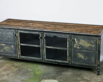 GIFT CERTIFICATE (Any Amount) Custom Vintage Industrial Furniture/Mid Century Modern. Urban. Media Console. Desk. Sofa Table. Buffet. Hutch