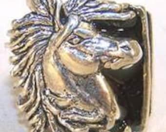 Stallion Horse Ring