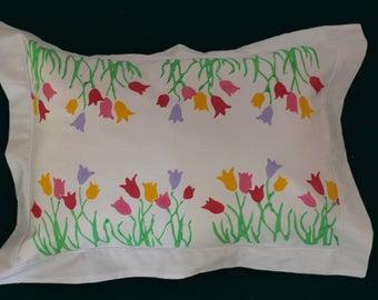 Little Tulip Pillow