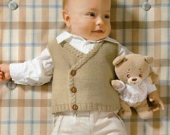 Cute Baby Vest