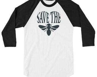 Save The Bees shirt, Bring Back The Bees Tee, Bees Shirt, Bees Tee, wildlife love, Environment T-shirt, Save The Bees T-shirt