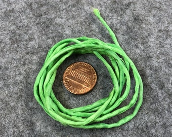 Hand-Dyed Silk 2mm Cord #23