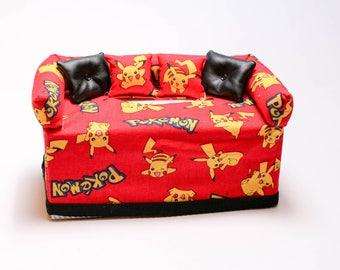 Pokemon Pikachu Tissue Box Cover