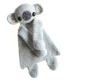 Koala Ragdoll crochet amigurumi pattern PDF INSTANT DOWNLOAD
