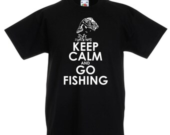 kids Fishing Apparel Crew Neck T-Shirt - N4696K