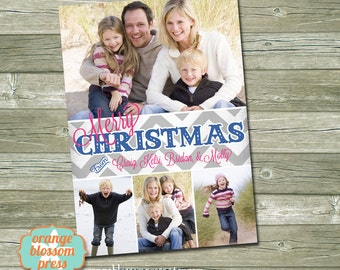 6x7 5 costco etsy custom photo christmas holiday card 4x6 5x7 or 6x75 costco size m4hsunfo Choice Image