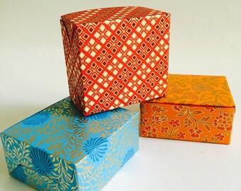 Mehndi Cushion Cake : Cake box wedding favor indian cupcake