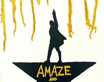 Amaze and Astonish (Hamilton)