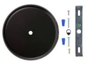 Conversion Kit  Lighting Canopy Hardware for Pendant Lamps.