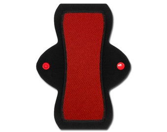 Jersey Cloth Menstrual Pad- Have a bright & breathable period! (8 inch, various colors, Jersey)