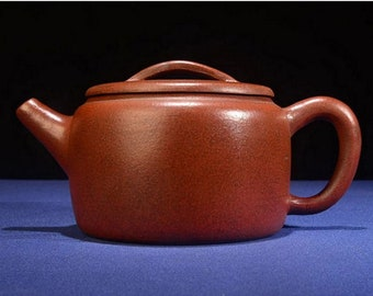 570cc Rare Chinese Zisha Pottery Watts Kettle Teapot ShiDaBing Marks