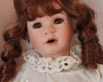 """Beautiful Seymour Mann Doll """"Tiffany"""" Limited Edition in Box 12/5000"""