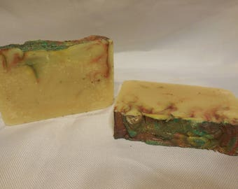Pine & Mint Handmade Goats Milk Soap
