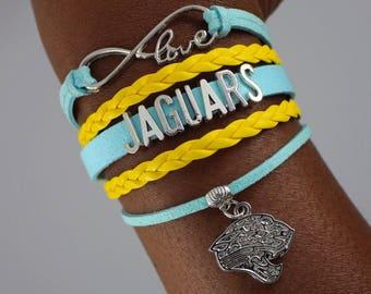 Southern University Infinity Bracelet