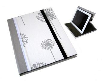 iPad Case 2 3 4 5 Mini Hard Case iPad Cover, iPad Sleeve, i Pad stand up iPad mini Dandelion flowers Camera Hole Leather