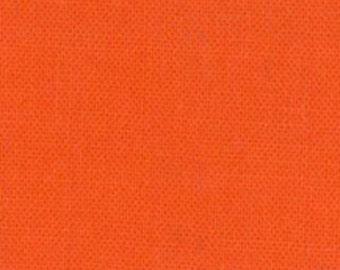 Moda Bella Solids Clementine Orange- 1 yard  990 209 SALE