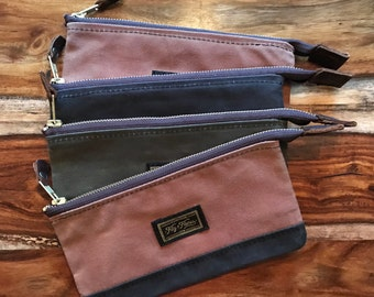 Strap Clutch Bag by Fitz and Flores / Moto Motorcycle Gear