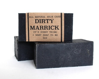 Dirty Marrick Soap