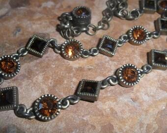 Art Deco Tommassini Costume Vintage Jewelry